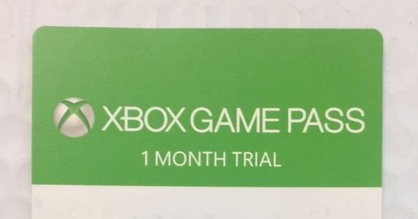👻Xbox Game Pass Trial 1 месяц + 1 м (XBox One/Global)