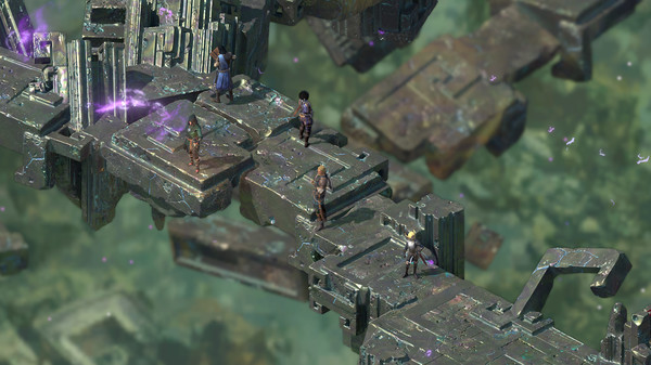 Pillars of Eternity II – Deadfire (Steam/Ru)
