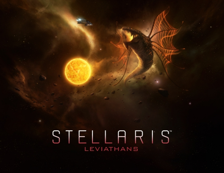 Stellaris: Leviathans Story Pack DLC (Steam Key/Ru)