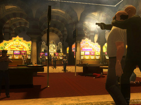 Hitman: Blood Money (Steam/Ru)