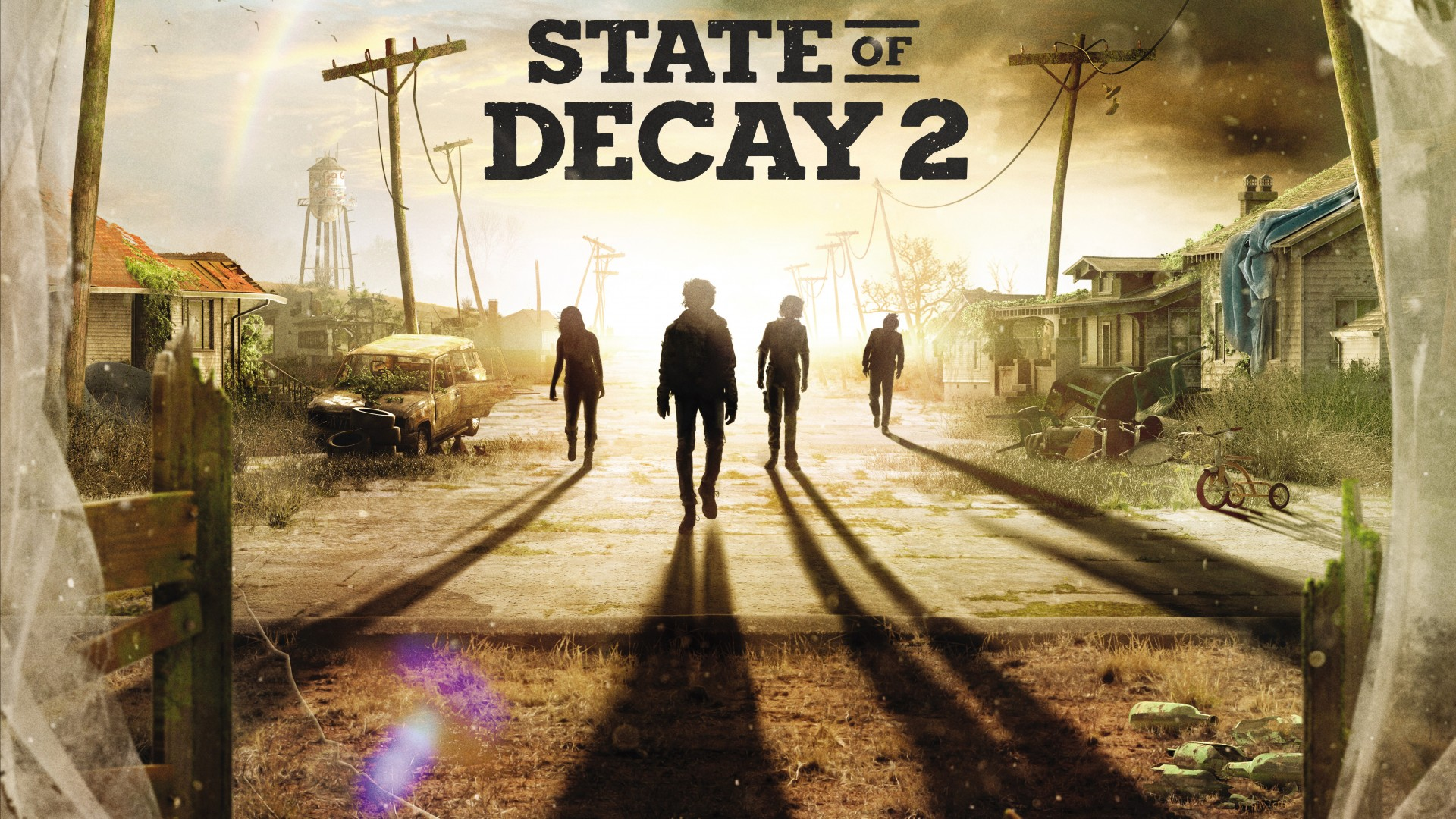 STATE OF DECAY 2 (XBOX ONE/WIN 10) + Bonus