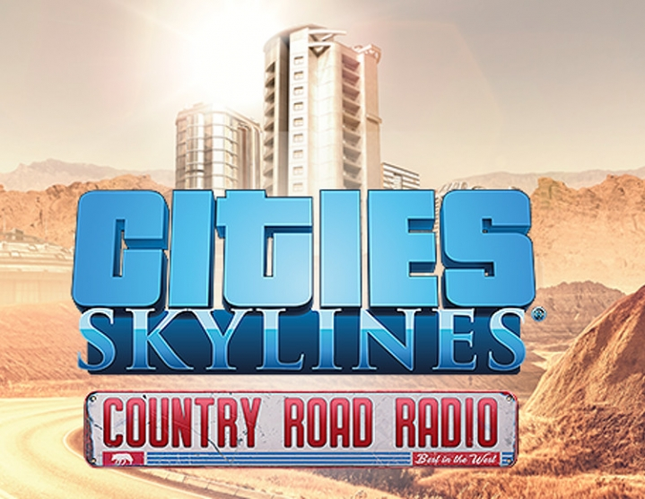 Cities Skylines: Country Road Radio (Steam/ Ru)