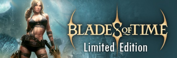 Blades of Time Limited Edition (Steam/Ключ/ Весь Мир)