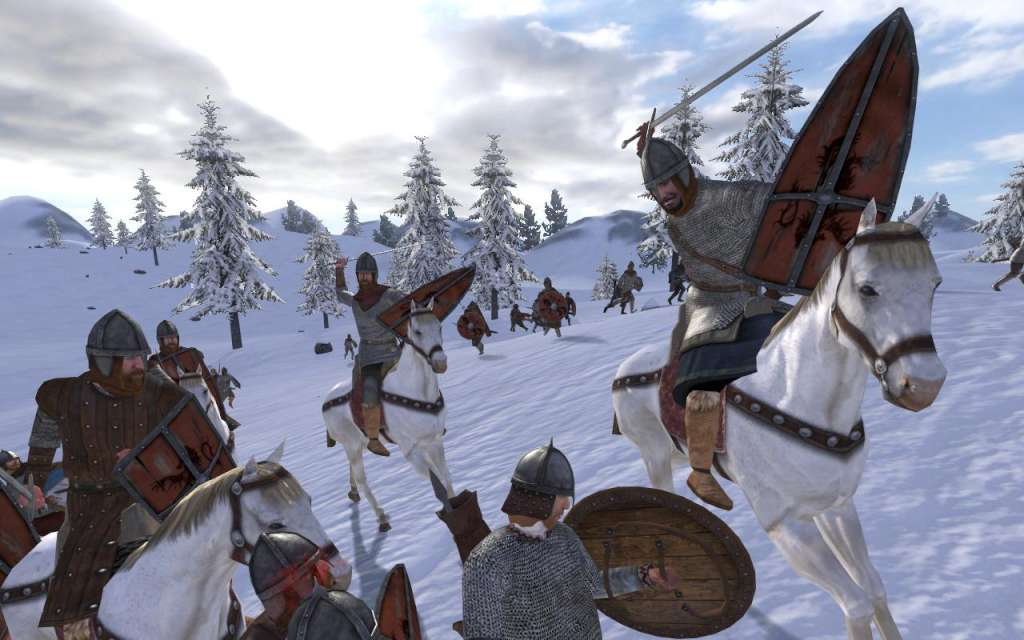 👻Mount & Blade: Warband (Steam Ключ/ Region Free)