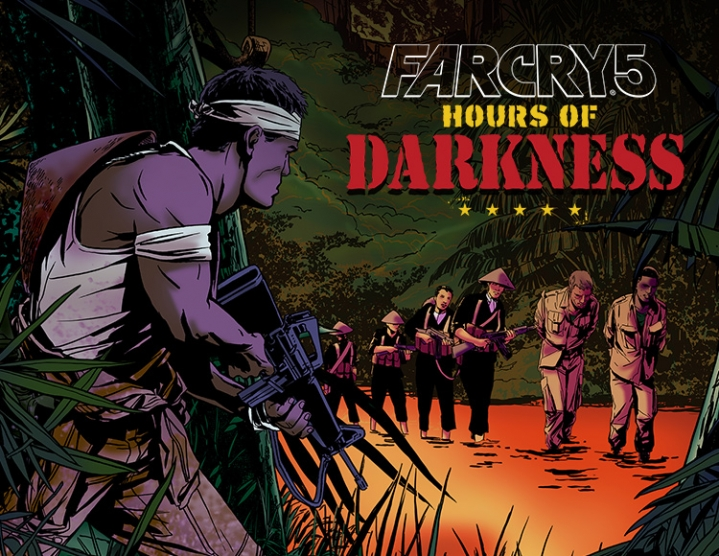 Far Cry 5: Hours of Darkness DLC (Uplay / Russian)