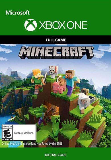 👻Minecraft (Xbox One/ Region Free)