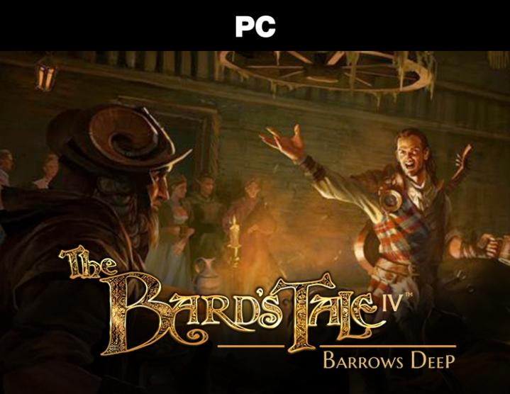 The Bard's Tale IV: Barrows Deep (Steam Ключ) + Бонус