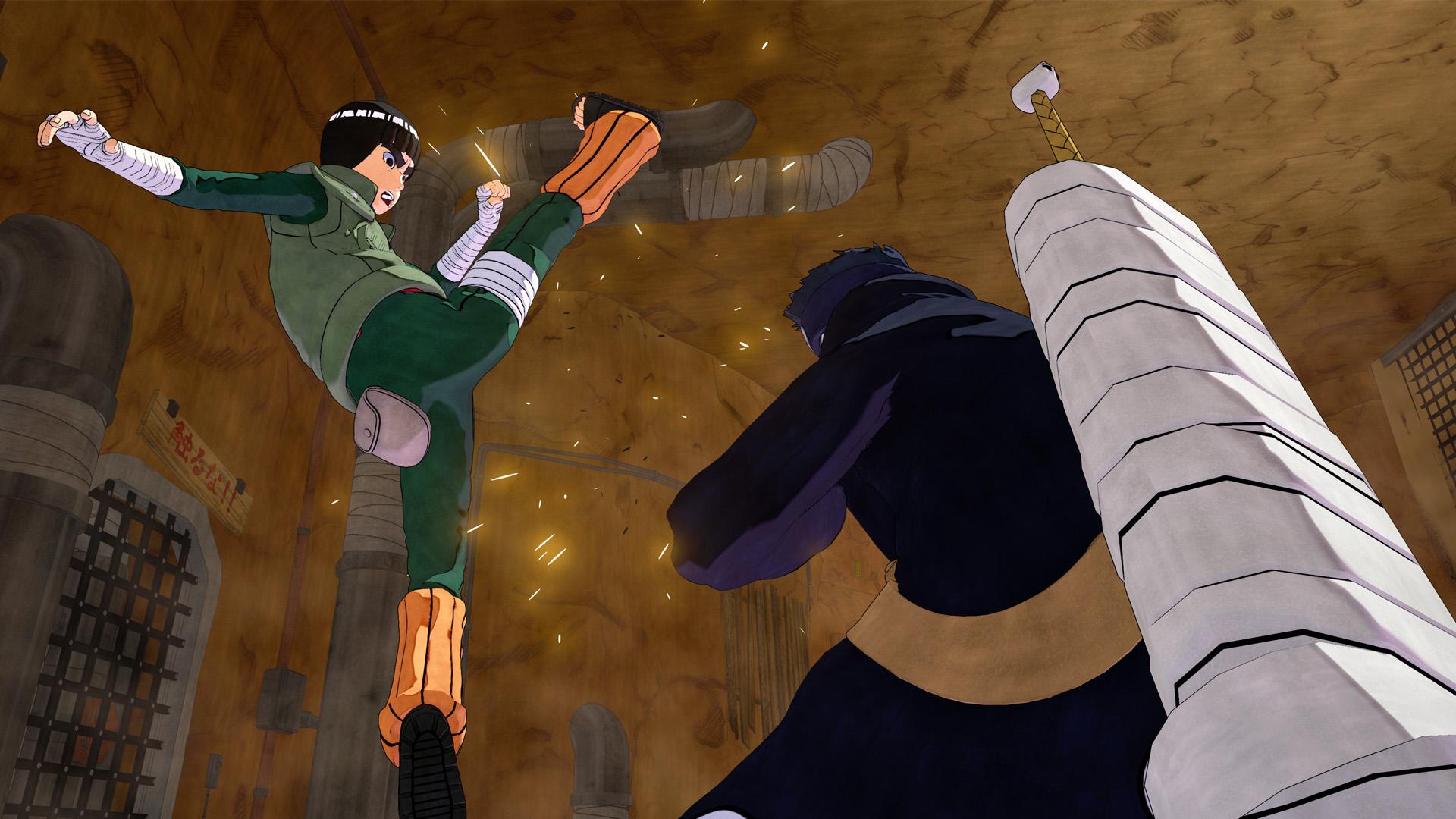Скриншот  4 - Naruto to Boruto Shinobi Striker (Steam Ключ)