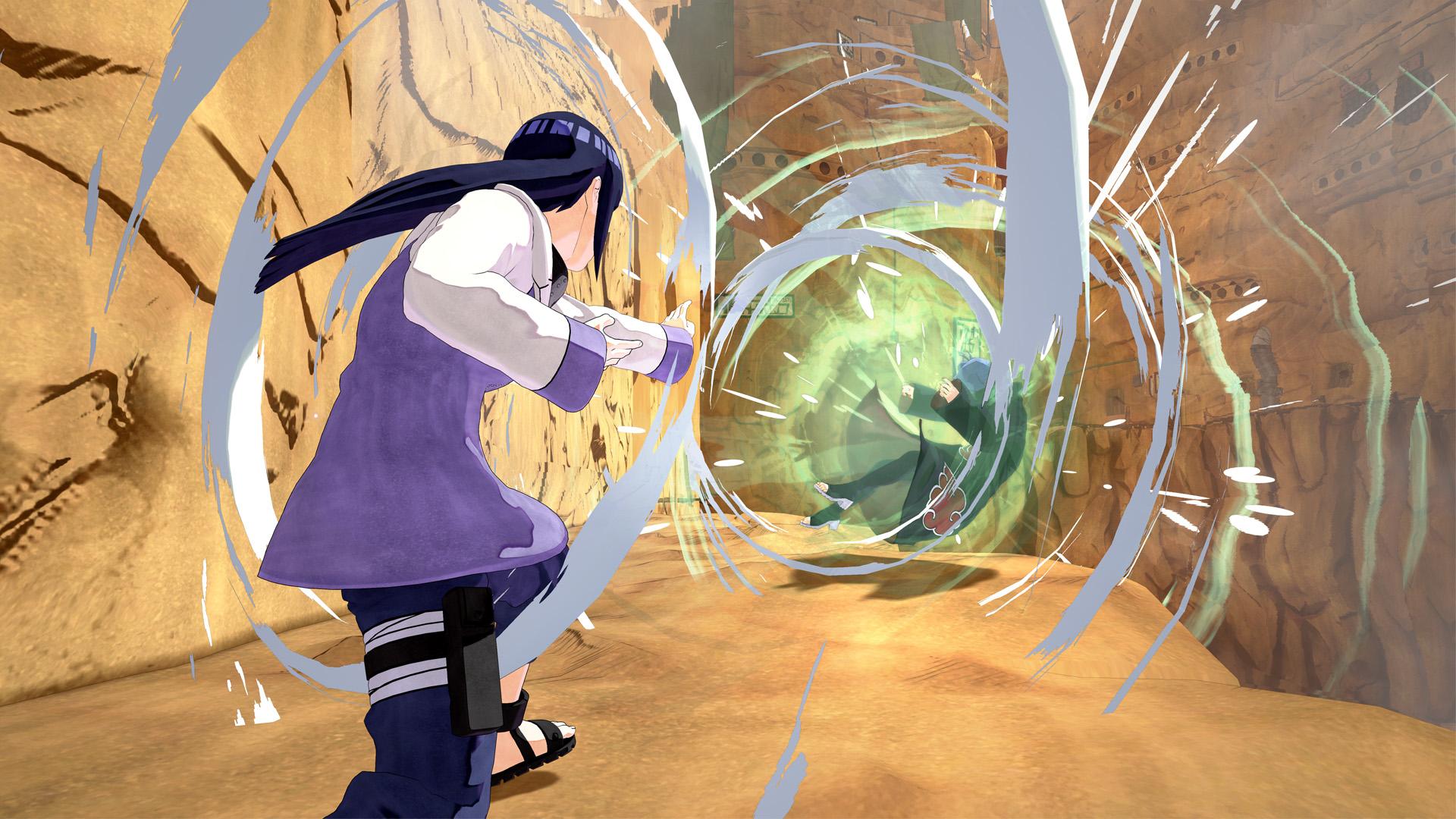 Скриншот  2 - Naruto to Boruto Shinobi Striker (Steam Ключ)