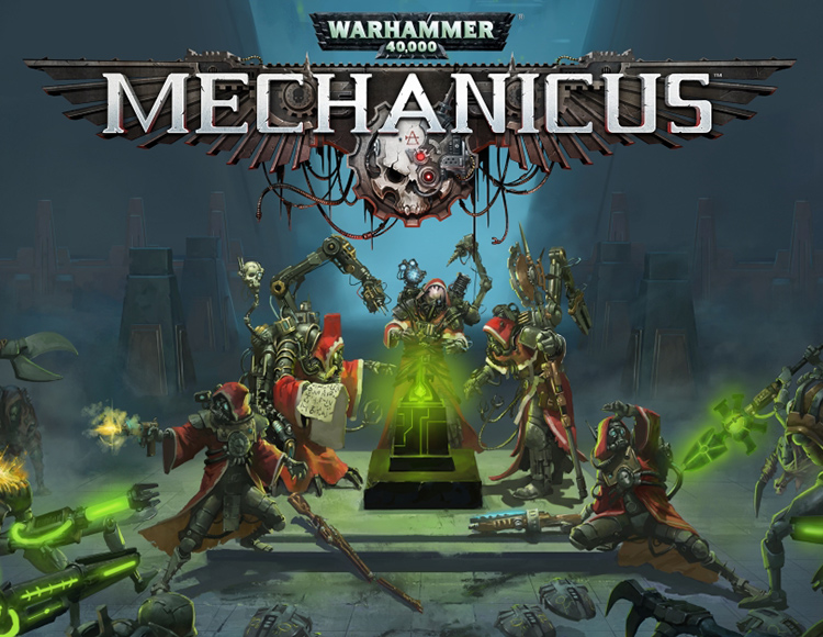 Warhammer 40,000: Mechanicus   (Steam Ключ/ Русский)