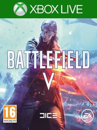 Battlefield V Deluxe Ed (XBox One/ Region Free)