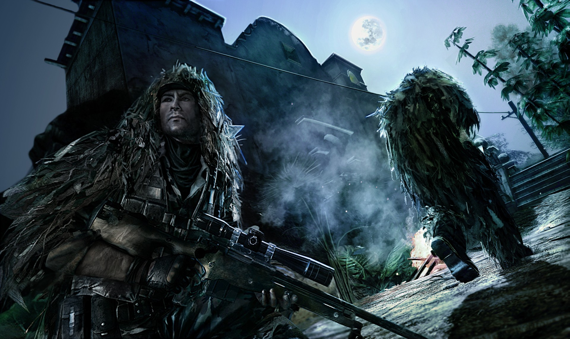 Sniper: Ghost Warrior Trilogy (Steam/Key/Ru)