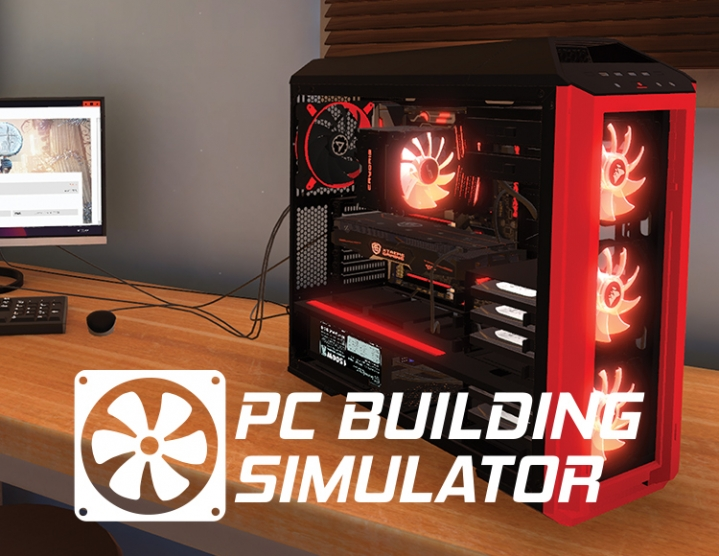 PC Building Simulator (Steam/ Key/ Ru)