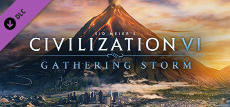Civilization VI: Gathering Storm DLC (Steam/ Key/ Ru)