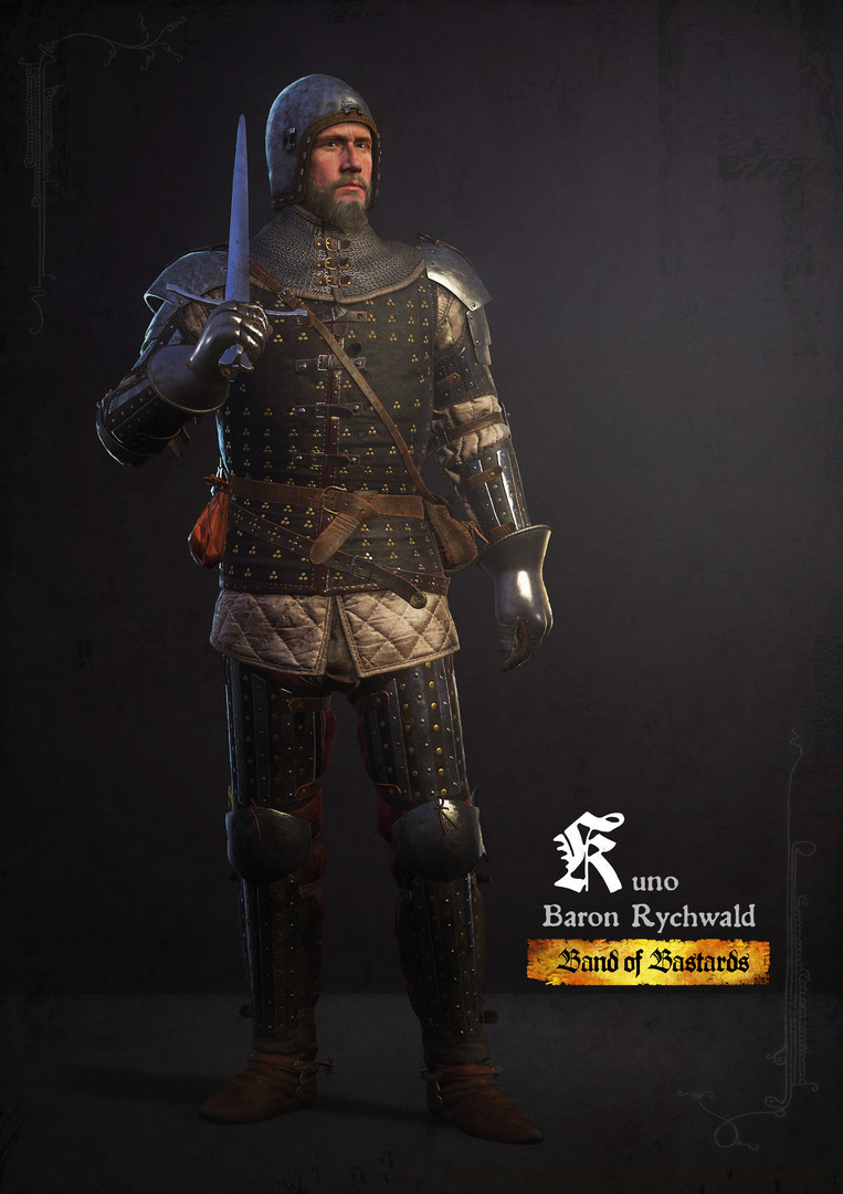 Kingdom Come: Deliverance: Band of Bastards DLC (Steam)