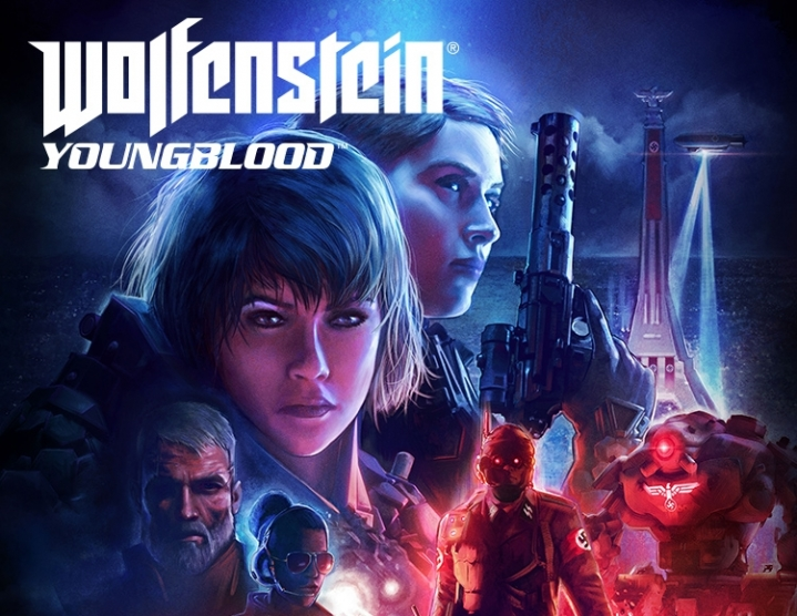 Wolfenstein: YoungBlood  (Bethesda/Key/Ru)