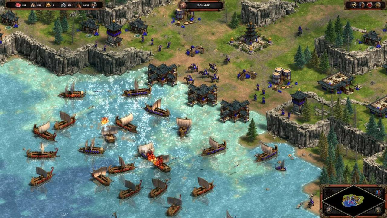 Age of Empires Definitive Edition (WIN10) Region Free