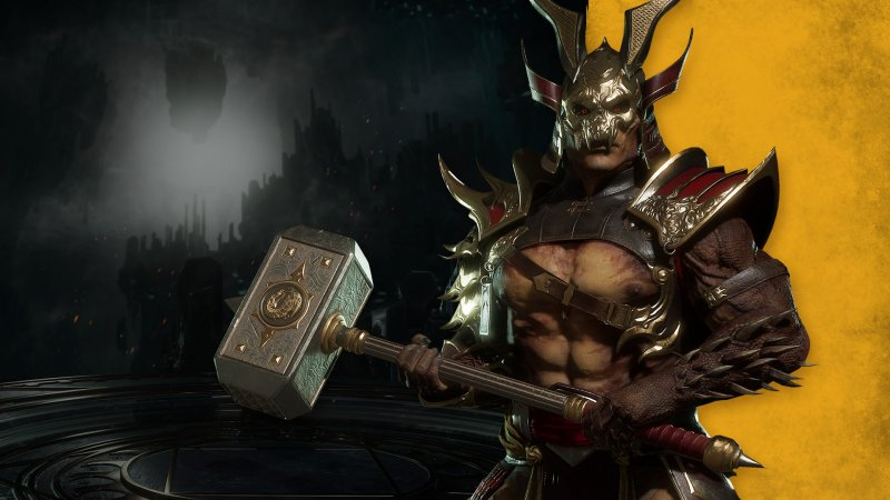 Mortal Kombat 11 Shao Kahn DLC (Steam/Ru)