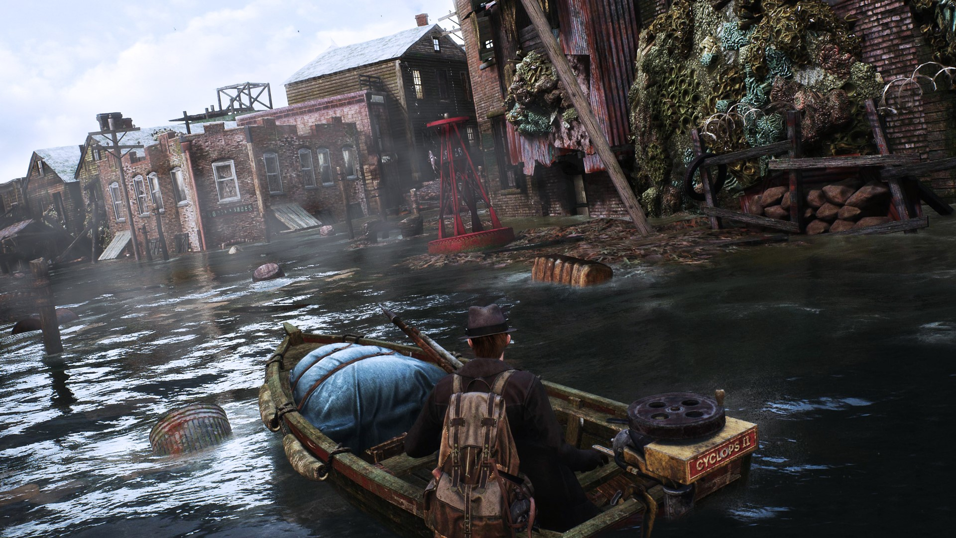 The Sinking City First Day Edition (Epic Store / Ru)