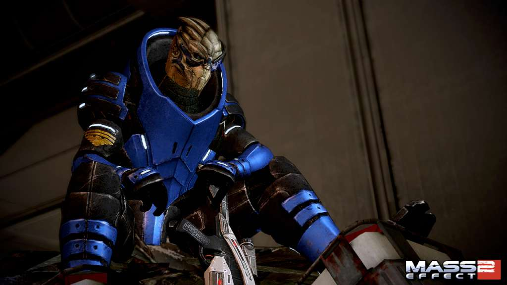 Mass  Effect 2  (Origin/ Ru)