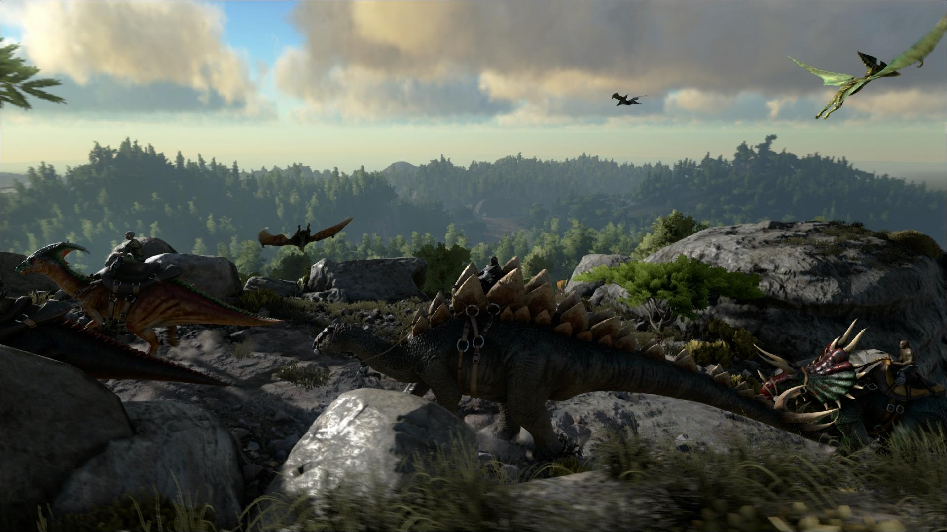 ARK: Extinction Expansion Pack DLC (Steam/ Region Free)