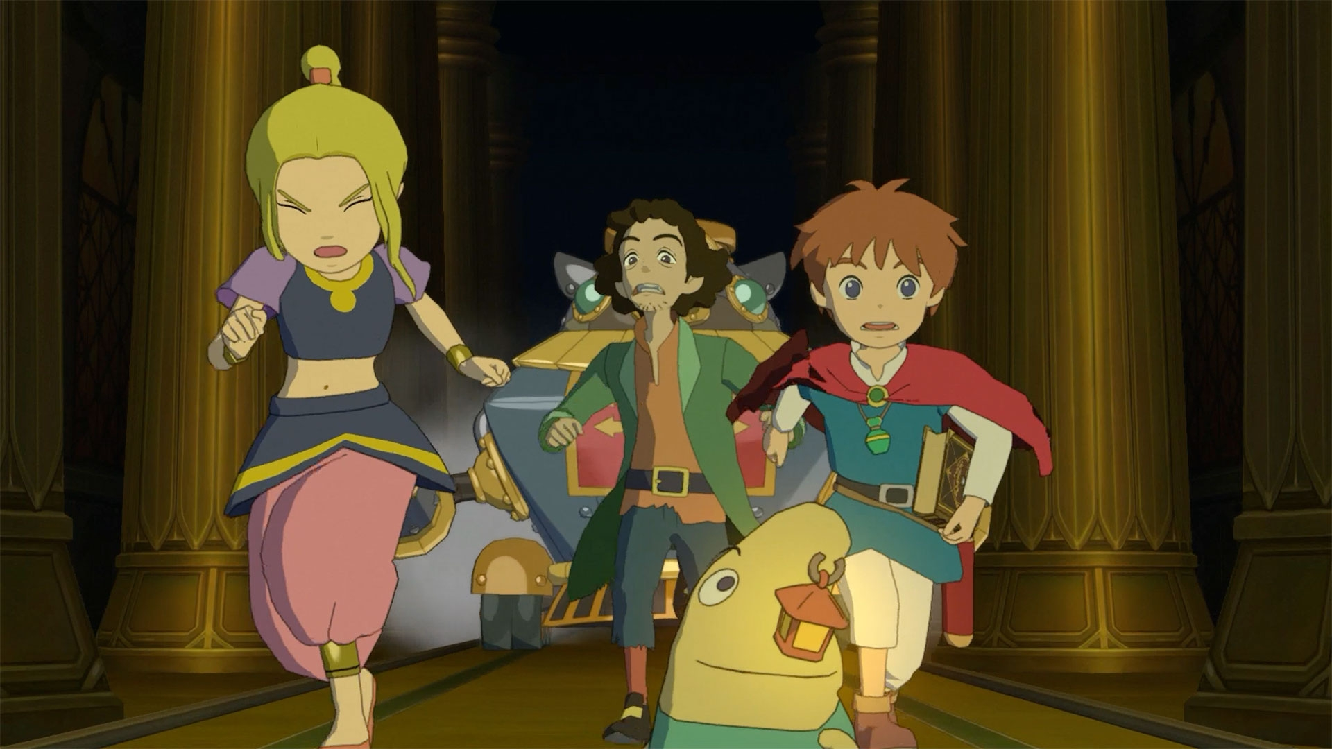 Ni no Kuni: Wrath of the White Witch Remastered (Steam)