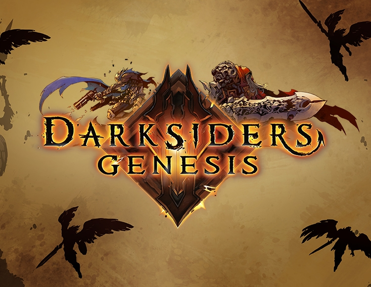 Darksiders Genesis (Steam Key/Ru) + Bonus