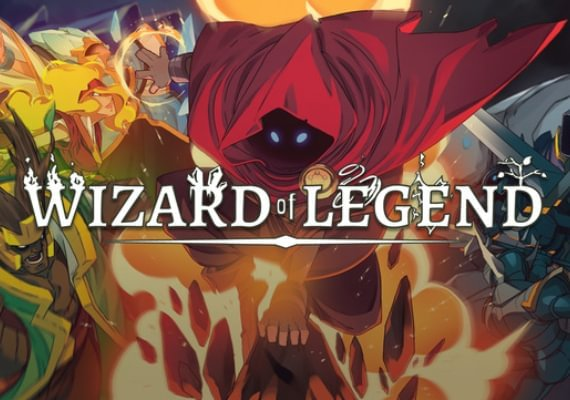 Wizard of Legend (Steam/Region Free)