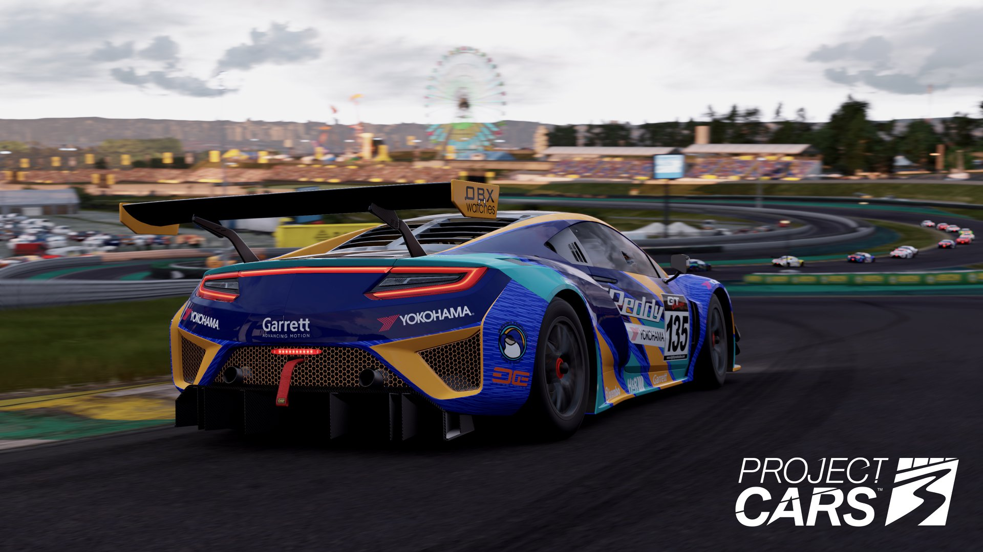 Project Cars 3 (Steam/Ru)