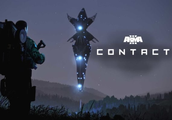 👻Arma 3 Contact DLC (Steam/Region Free)