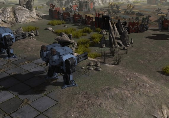 Warhammer 40,000: Sanctus Reach (Steam/ Region Free)