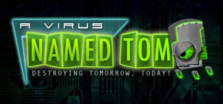 A Virus Named TOM (Steam/ Region Free)