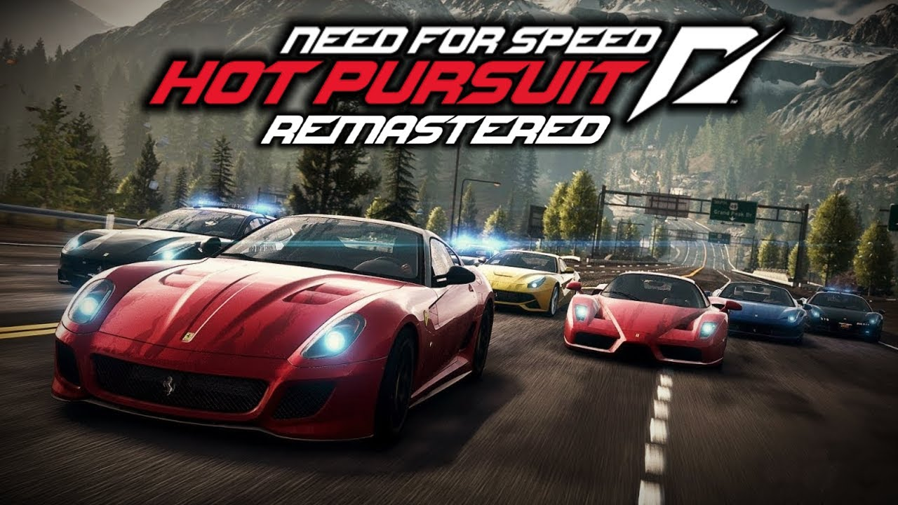 Need for Speed Hot Pursuit REMASTERED (Origin)