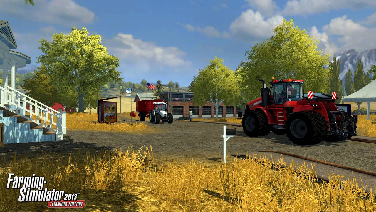 Farming Simulator 2013: Titanium Edition (Steam Ключ)