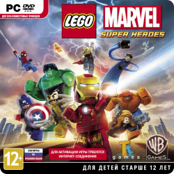LEGO Marvel Super Heroes (RU/KEY/STEAM)