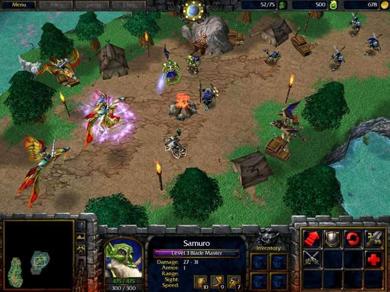 Warcraft 3 GOLD (ROC+TFT/Battle/KEY/FREE/MULTI)+BONUS