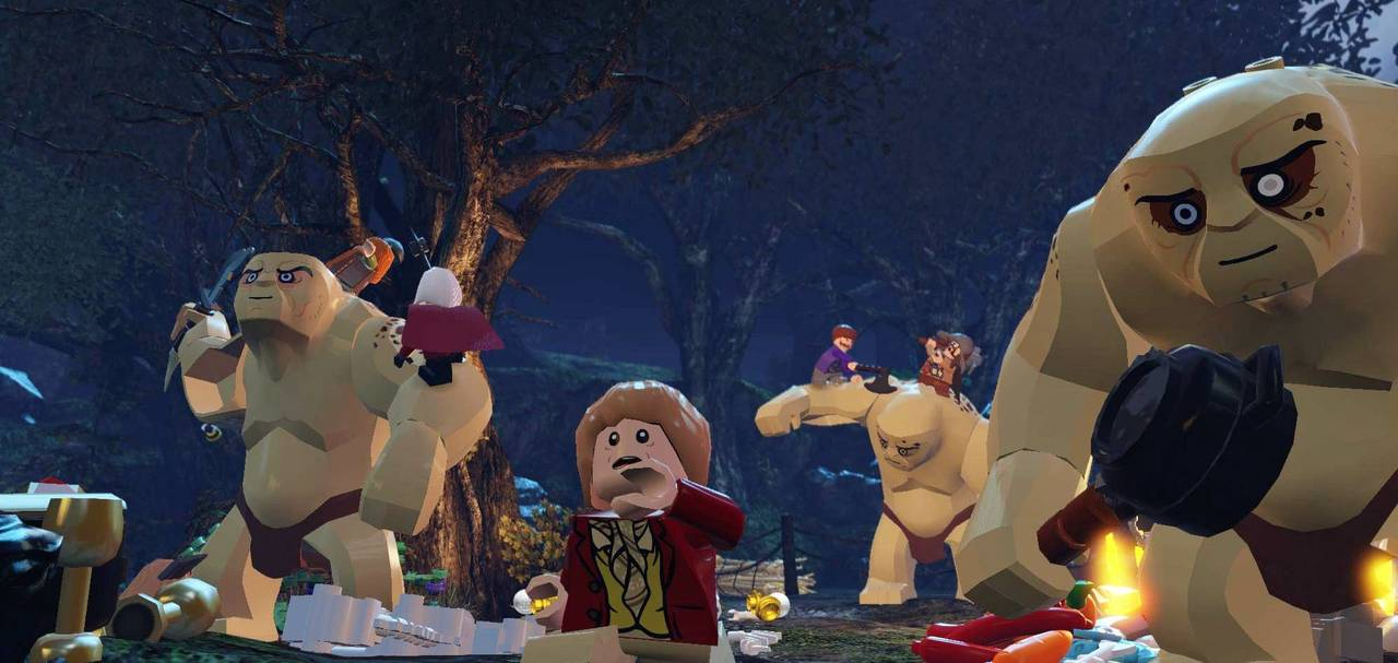 LEGO HOBBIT STEAM KEY+ BONUS