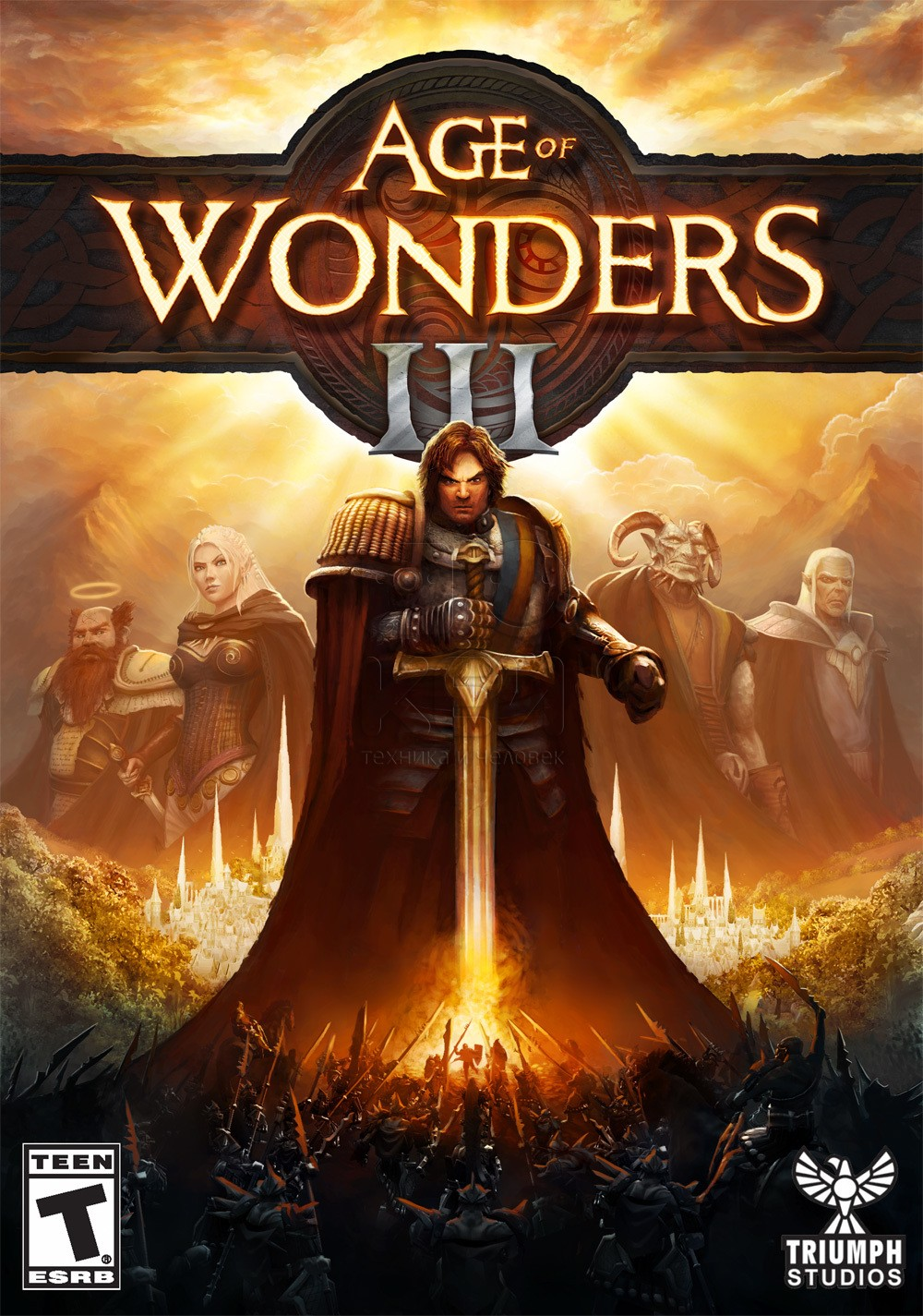 AGE of WONDERS III 3/Steam Ключ/Key/+БОНУС