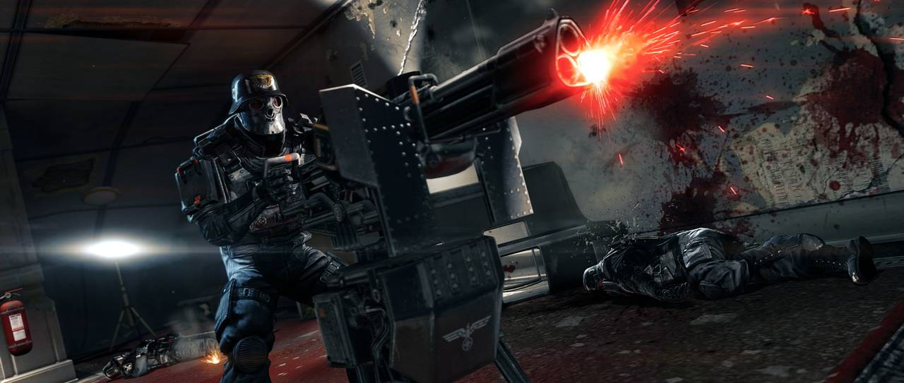 Wolfenstein: The New Order (Steam) STEAM KEY GLOBAL