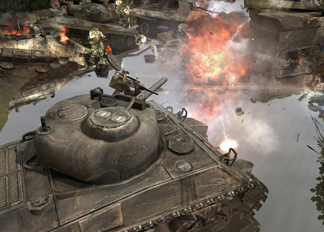 Company of Heroes (STEAM \ Region Free) + BONUS