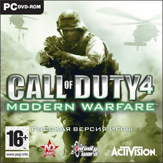 👻Call of Duty 4: Modern Warfare (Steam/Ключ)