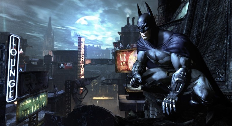 Batman: Arkham City GOTY REGION FREE/KEY + BONUS