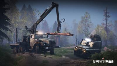 👻SPINTIRES (STEAM KEY/Region Free/Multi)