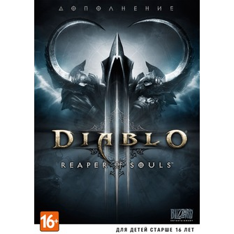 DIABLO 3 III:REAPER OF SOULS(EU/RU/US/Battle.net Key