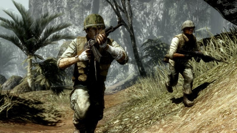 BATTLEFIELD BAD COMPANY 2 VIETNAM (ORIGIN  Region Free)