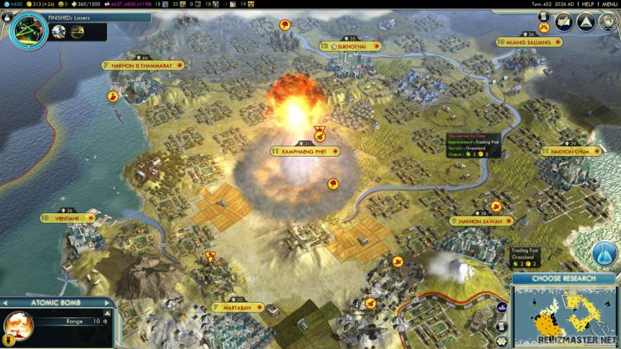 civilization 5 steam key free