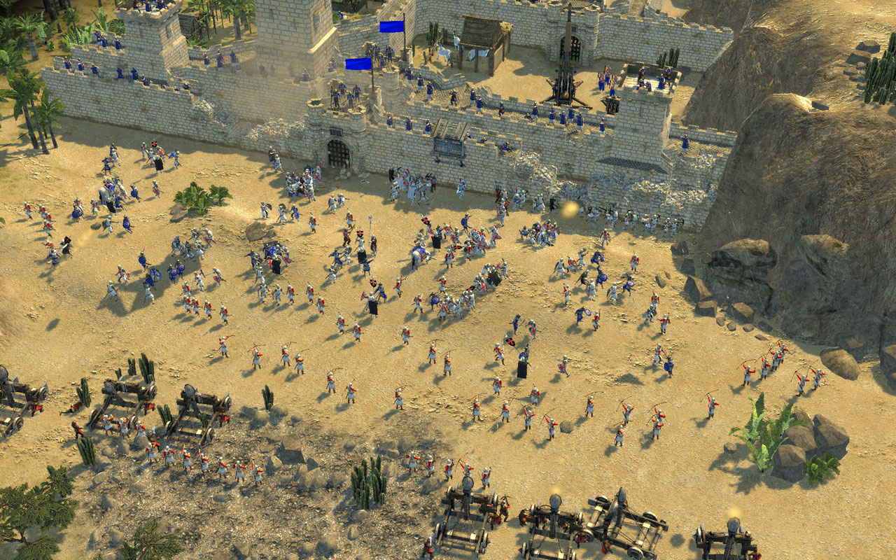 Stronghold Crusader II (Steam/Key/ Region Free)