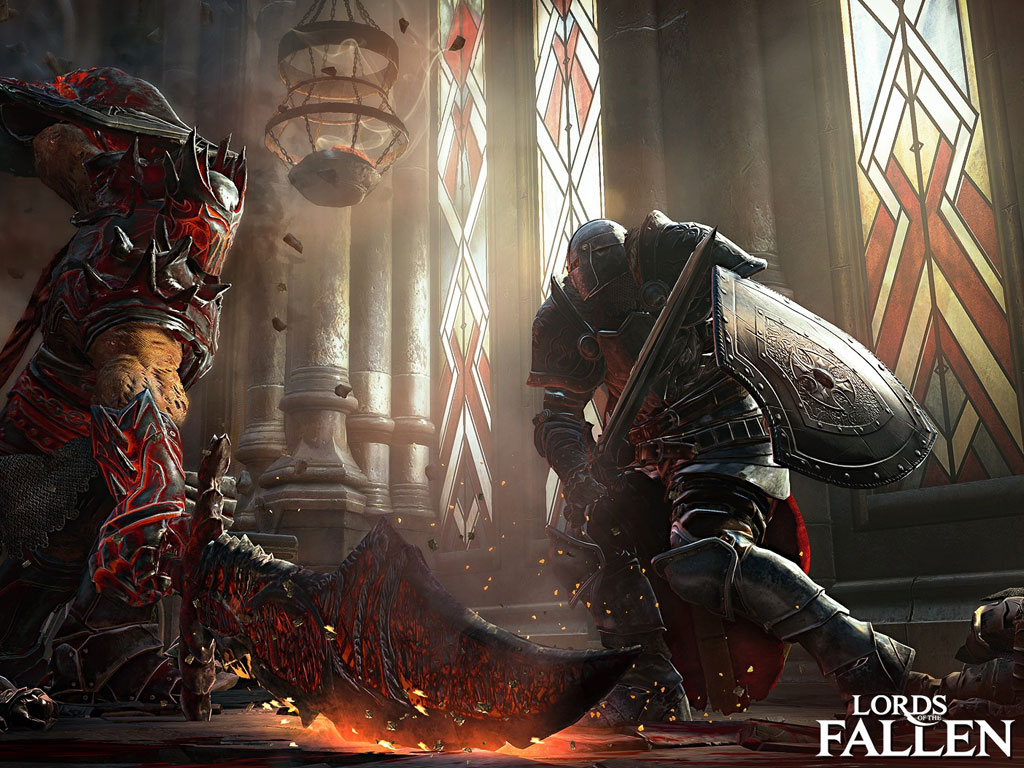 Lords of the Fallen Limited Ed(*3 DLC/STEAM/KEY)+BONUS
