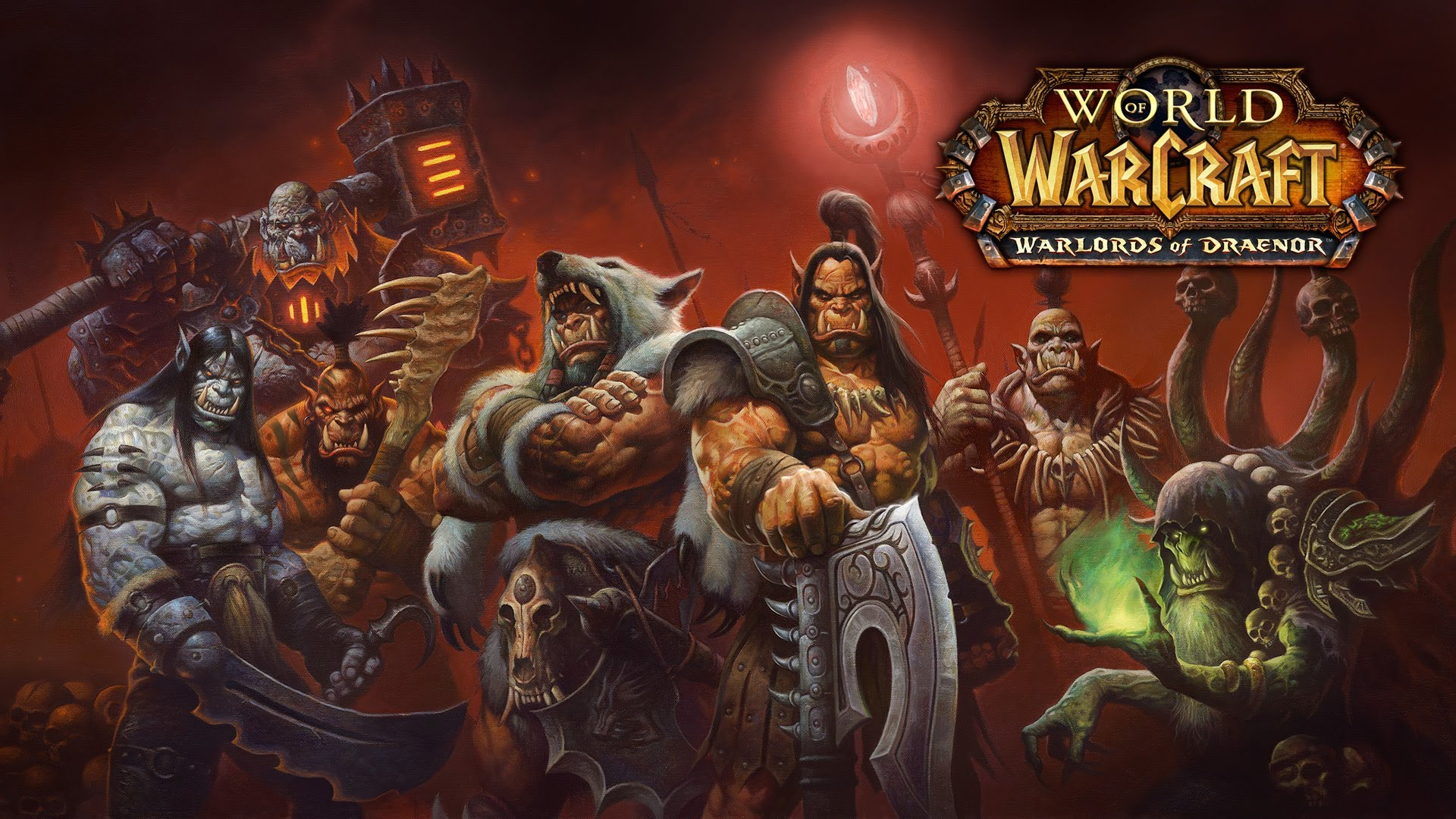 World of Warcraft (Рус) + 30дней +TBC+WOLK+CATA+MOP+WOD
