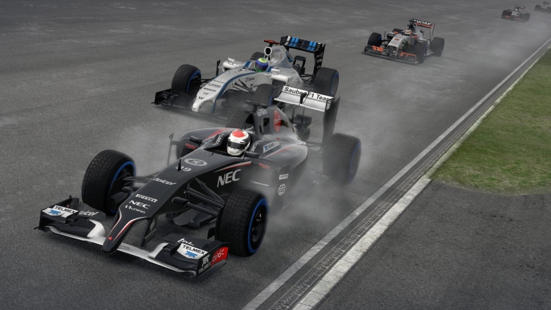 Formula January 2014 (F1 2014) GLOBAL STEAM KEY + BONUS